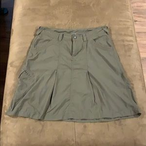 Women's North Face Skirt Size 10